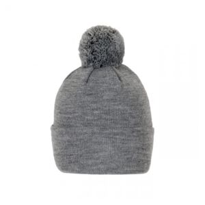 Flexfit Yupoong Cuffed Knit Beanie with Pom Pom - (F) Thumbnail