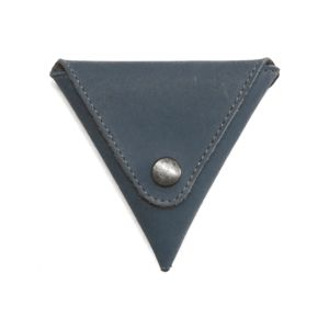 Triangle Leather Pouch Thumbnail
