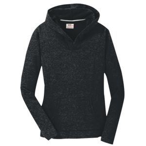 Ladies French Terry Pullover Hooded Sweatshirt Thumbnail
